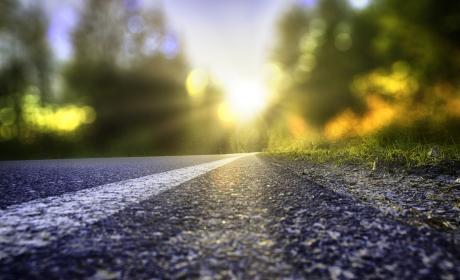 Asfalto carretera