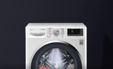 Lavadora de LG