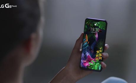 LG G8 Smart Green, todo el poder en tus manos