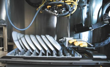 Robot lavaplatos