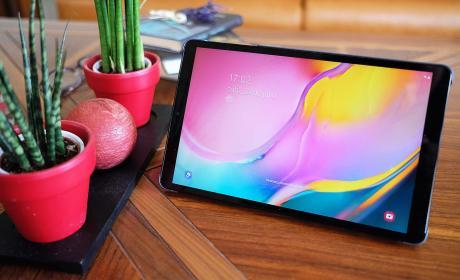 Análisis Galaxy Tab A 2019