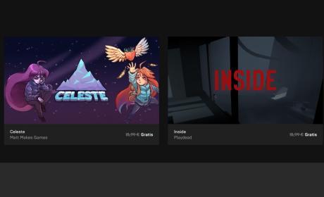 Juegos gratis Epic Games Store