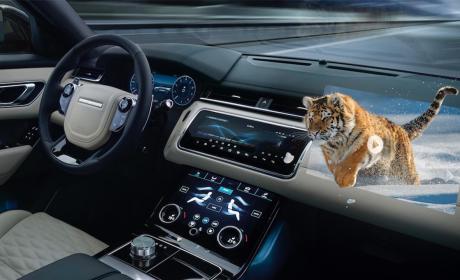 Land Rover 3D