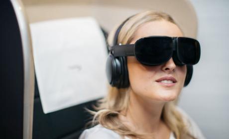 Realidad virtual British Airways