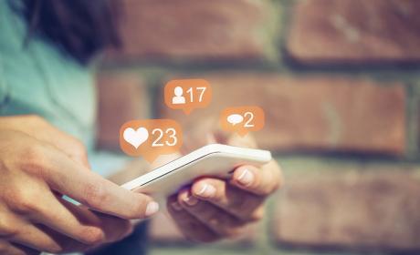 Seguidores, likes y comentarios en Instagram