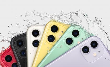 iPhone 11 resistentes al agua