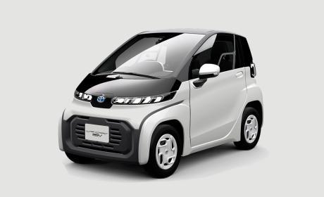 BEV Toyota