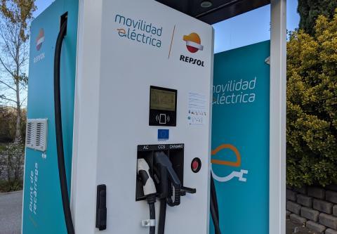 Viajes largos con vehículos eléctricos
