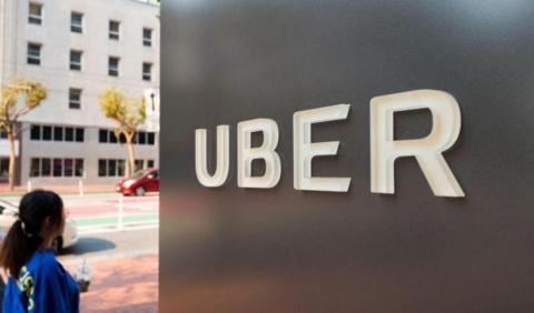 Uber sale a bolsa pero cae un 7,6%