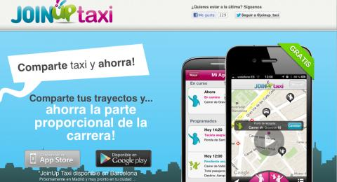 App Join Up Taxi