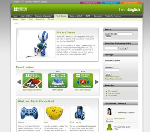 imagen de apertura web