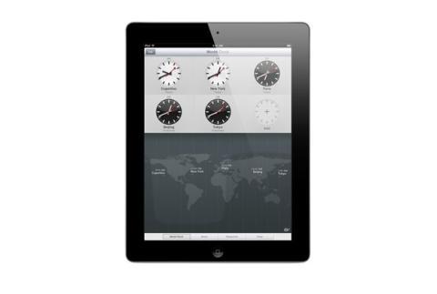 Aplicación Reloj para Ipad