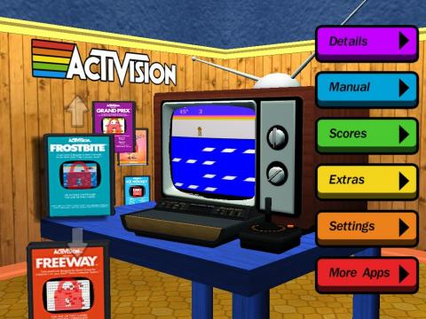 Activision Anthology para iOS