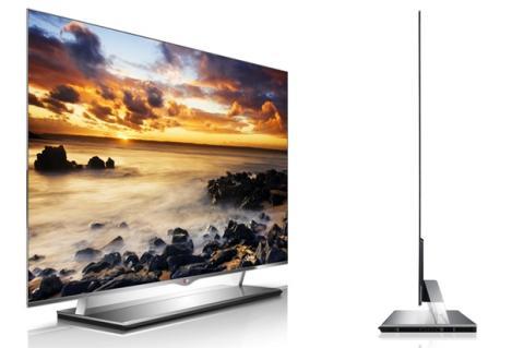 LG OLED TV 55EM9700