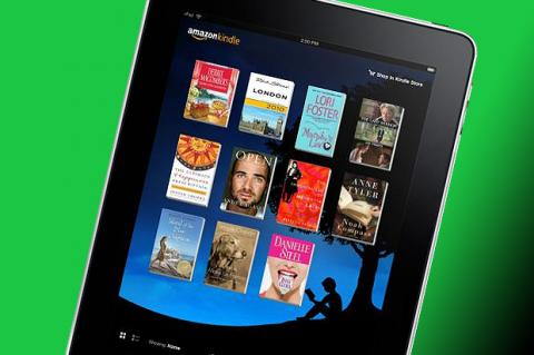 Amazon Kindle en iOS