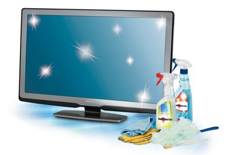 Consejos para limpiar tus equipos electrónicos