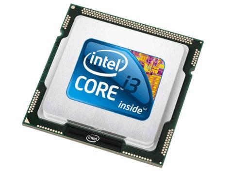 Intel Core i3 Ivy Bridge