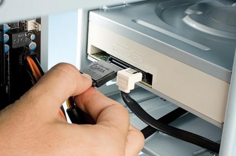 Cable alimentación SATA