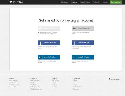 Interfaz registro buffer