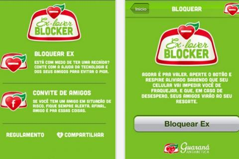 App ex lover blocker