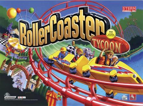 imagen de rollercoaster Tycoon juego Atari smartphone