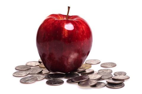Apple sube el precio de las apps para iOS