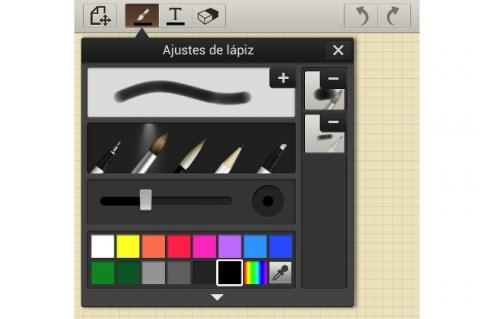 Dibujar con Galaxy Note 2
