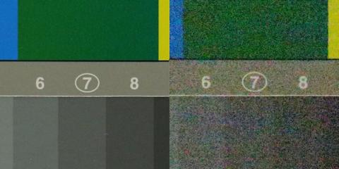 Ruido Canon EOS 5D Mark III