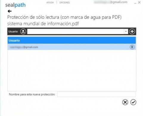 seguridad documento SealPath