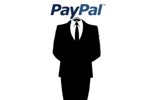 Anonymous revela 28.000 contraseñas de PayPal
