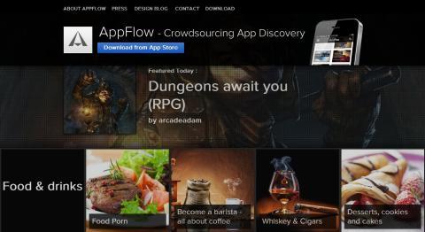 appflow app de apps