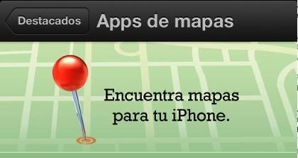 Apps de mapas