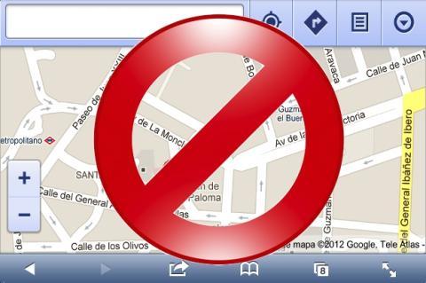 Google Maps App Store