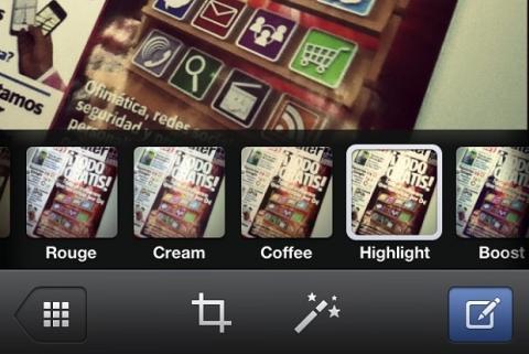 herramienta filtros facebook