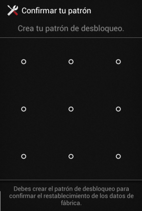 Restablecer datos de fabrica Android 05