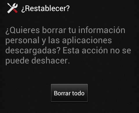 Restablecer datos de fabrica Android 06