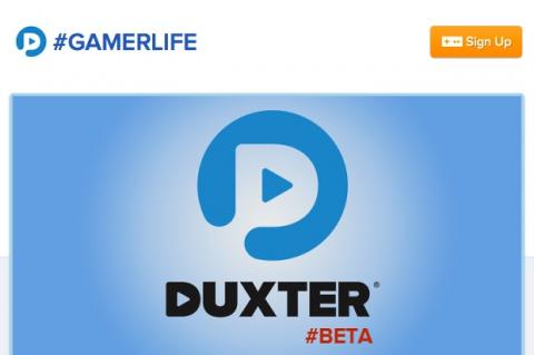 duxter red social gamer