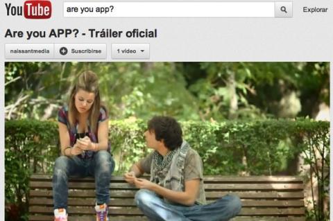 Are you app?, la webserie  sobre nuevas tecnologías