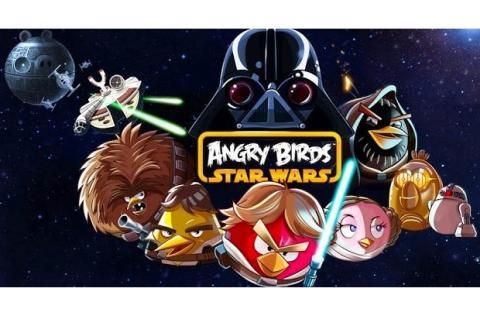 Angry Birds Star Wars ya está aquí