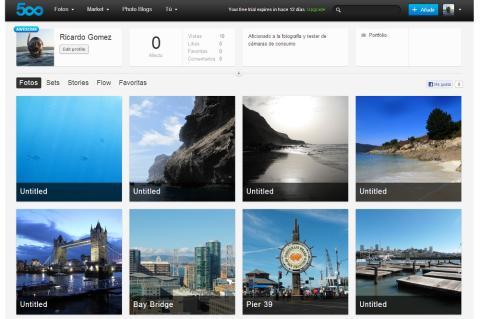 Las siete mejores redes sociales de fotografía