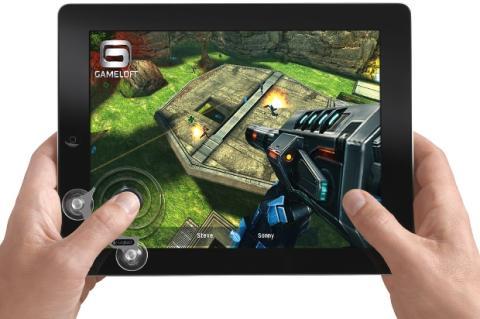 Logitech Glaucus, uno de los 6 mejores gadgets para jugar con tu iPad