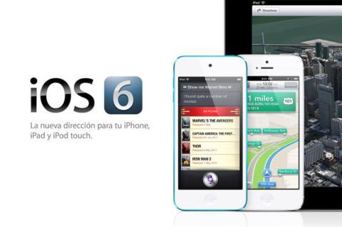 Fallo en iOS 6: consumo masivo de datos