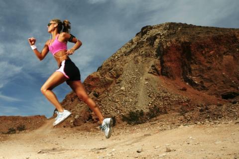 Ponte en forma con tus zapatillas Nike