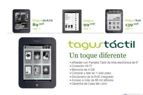 Tagus ebook