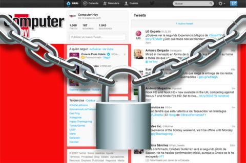 Mejora la seguridad de tu cuenta de Twitter
