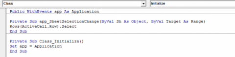 Primer código