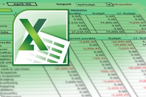 Marca una fila completa en Excel con cada click