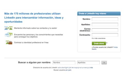 crear perfil linkedin