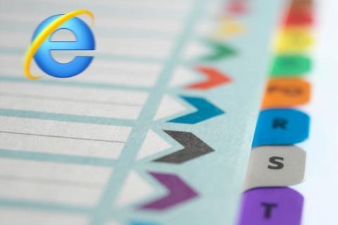 Cómo gestionar tus favoritos en Internet Explorer