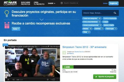 Prisa lanza MyMajorCompany en España